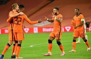 برتری هلند، ولز و ترکیه در لیگ ملتهای اروپا +عکس