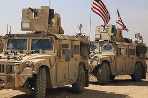دهها خودروی زرهی آمریکا از سوریه وارد عراق شدند - کراپشده