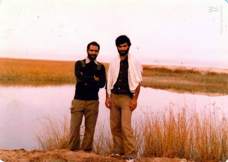 شهید حاج رضا قائمی