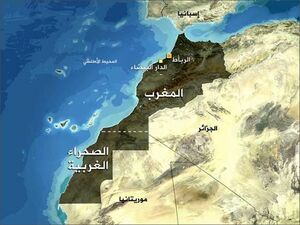 حمله پولیساریو به مواضع نظامی مغرب