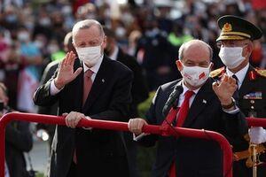 راهکار دو دولتی اردوغان برای قبرس