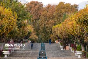 عکس/ رنگ پاییزی پایتخت