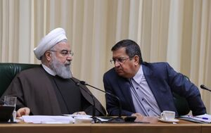 همتی سخنان روحانی را تکذیب کرد/ دولت با چاپ پول، کسری بودجه را جبران کرد +جدول
