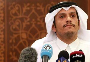 وزیر خارجه قطر: اقدام ایران در زمان تحریم دوحه قابل تقدیر است