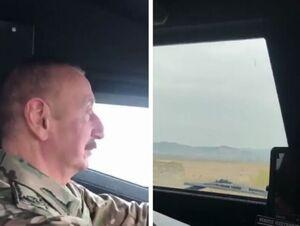 علی اف: مرزهای جمهوری آذربایجان و ایران مرزهای دوستی است