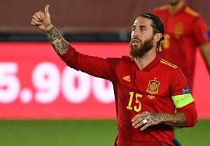 راموس با خودداری از شرکت در نشست خبری تیم ملی اسپانیا به شایعات دامن زد