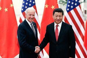چین آمریکا چین بایدن