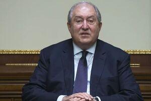 رئیسجمهور ارمنستان خواستار استعفای دولت شد