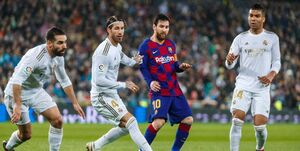 تاثیر کرونا در فوتبال اسپانیا / کاهش 288 میلیونی از سقف حقوق بارساییها