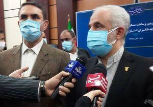 گزارش رئیس بنیاد شهید از پرونده شهدای سلامت +فیلم