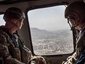ترامپنظامیان آمریکایی را از سومالی خارج میکند