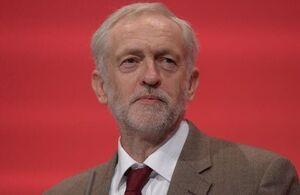 رفع تعلیق کوربین در حزب کارگر