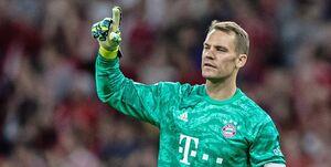 رکورد جدید نویر در تیم ملی فوتبال آلمان