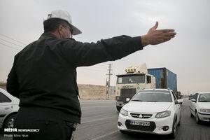 اعمال محدودیتهای تردد از ساعت ۱۰ امروز لغو شد