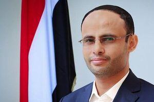 رئیس شورای عالی سیاسی یمن: کشورهای متجاوز نباید روی آرامش را ببیند