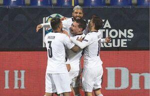 ایتالیا و بلژیک به نیمهنهایی لیگ ملتهای اروپا رسیدند