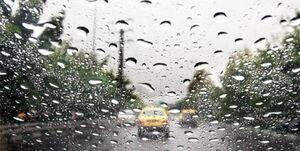 بارش برف و باران در جادههای ۴ استان