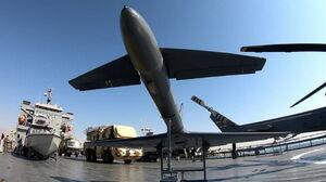 اثرات راهبردی شناور اقیانوس پیمای جدید سپاه