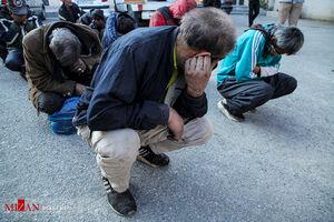 اشتغال ۱۱۰۰ معتاد متجاهر در پروژههای عمرانی مشهد