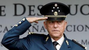 لغو قرار پیگرد وزیر دفاع سابق مکزیک در آمریکا و بازگشتش به کشور
