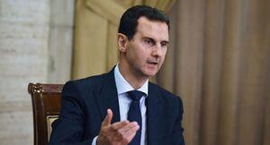 بشار اسد: استعمار برای بازگردان منطقه به دوران سرسپردگی تلاش میکند