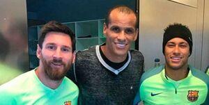 ریوالدو: مسی ممکن است به دو دلیل در بارسلونا بماند