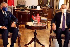 چاووش اوغلو: ترکیه خواهان آتشبس دائمی در افغانستان است