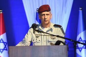 رئیس ستاد کل ارتش رژیم صهیونیستی قرنطیه شد - کراپشده