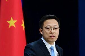 انتقاد چین از دروغ پردازی های مقامات وزارت خارجه آمریکا