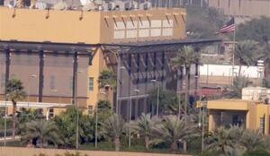 آمریکا در پس پرده حمله به منطقه «سبز» بغداد است