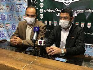 فاضلی:حرفهای منصوریان را نه تایید میکنم نه تکذیب/ با عباس زاده مشکلی ندارم