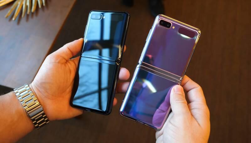 گوشی Galaxy Z Fold Lite تایید شد