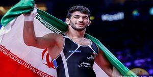 یک ایرانی محبوب ترین آزادکار جهان شد