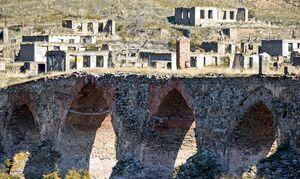 عکس/ پلهای تاریخی خدا آفرین
