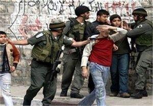 بازداشت ۴۰۰ کودک فلسطینی در سال ۲۰۲۰