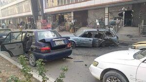 عکس/ حمله راکتی مرگبار در کابل