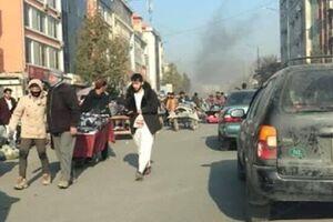 اصابت راکت در کابل؛ 14 کشته و زخمی تاکنون+ فیلم - کراپشده