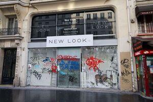 عکس/ تعطیلی مغازهها در پاریس
