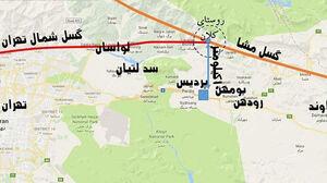 ممنوعیت ساخت بیمارستان، مدرسه و پمپ بنزین بر روی گسلهای تهران