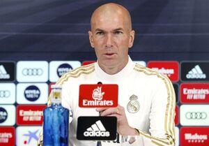 زیدان: ایسکو بازیکن رئال مادرید است و اینجا هم میماند/ واران فروشی نیست