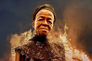 جشنواره آفریقاییها با وجود کرونا آب رفت/ درخشش بازیگر آفریقایی در ۸۱ سالگی + تصاویر - کراپشده