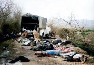 «صدام» با تسلیحات شیمیایی خود چه کرد؟