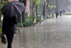 تهران آخر هفته بارانی است