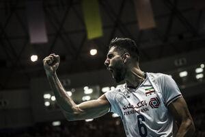 موسوی ششمین نماینده والیبال ایران در سری آ