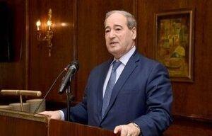 وزیر امورخارجه جدید سوریه کیست؟
