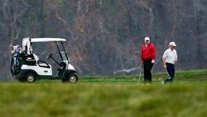 ترامپ بازی گلف را به اجلاس گروه ۲۰ ترجیح داد