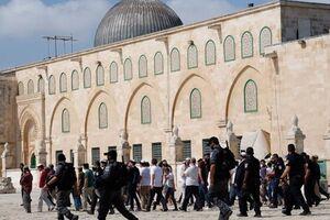 یادداشت اعتراضی اردن به رژیم صهیونیستی با تشدید تجاوزها به مسجد الاقصی - کراپشده