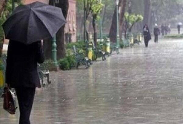 استان،تهران،ظهر،بارش،وضعيت،بارشي،رگبار