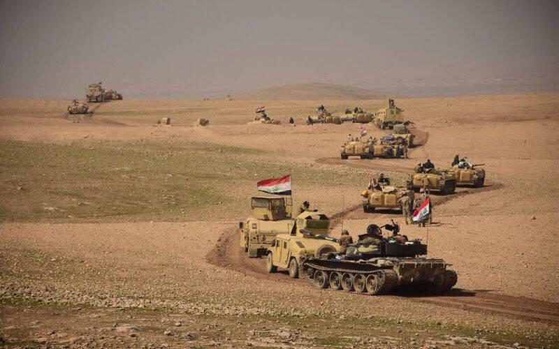 عراق،تروريستي،ستاد،عمليات،نيروهاي،گروه،الشعبي،الانبار،پاكسازي