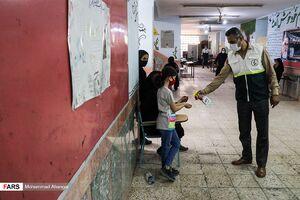 عکس/ اردوی جهادی پزشکی در مناطق محروم اهواز